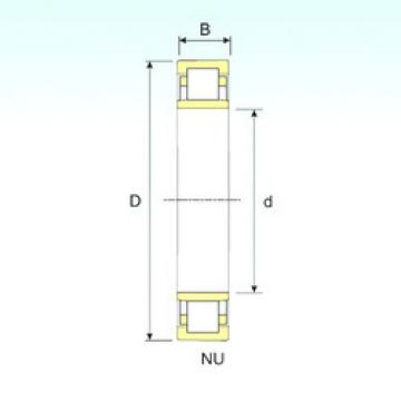 Bearing NU 205 ISB