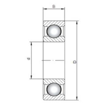 Bearing 6405 ISO