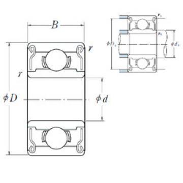 Bearing 639ZZ ISO