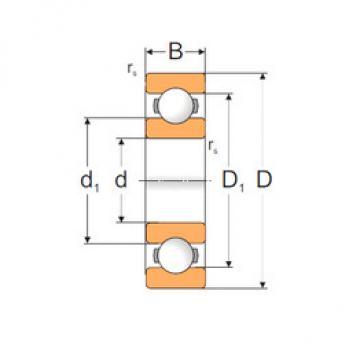Bearing 6410 MPZ