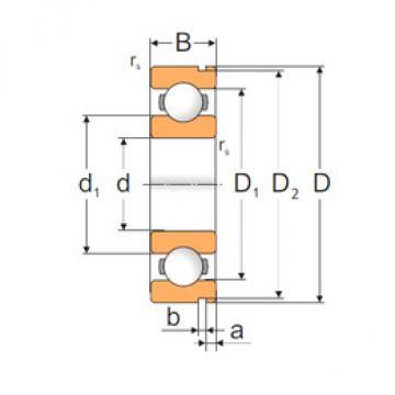 Bearing 6410N MPZ