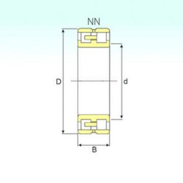 Bearing NN 3056 K/SPW33 ISB