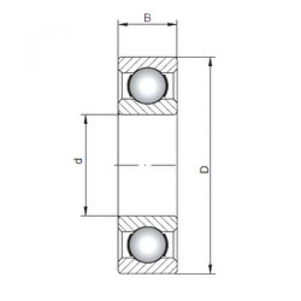 Bearing 6409 ISO #1 image