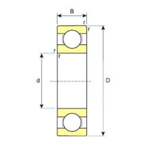 Bearing 6412 ISB #1 image