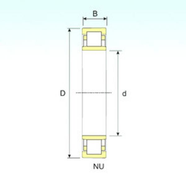 Bearing NU 205 ISB #1 image